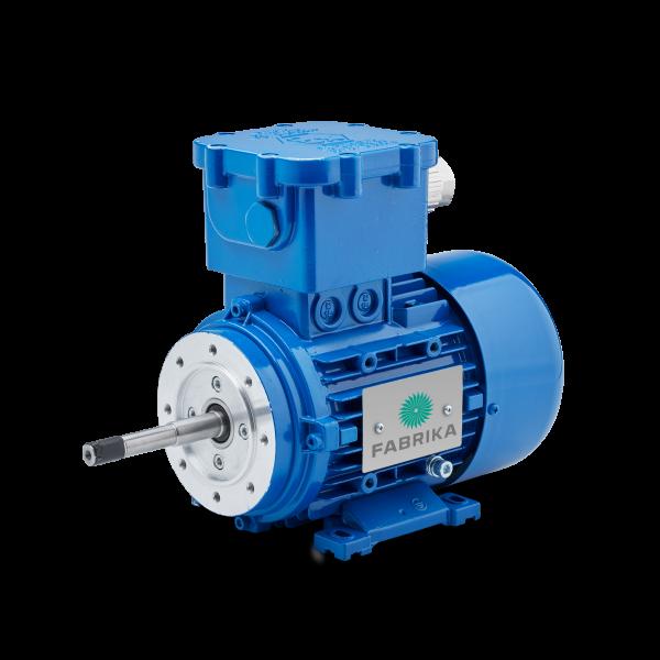 ATEX elmotor fra Fabrika