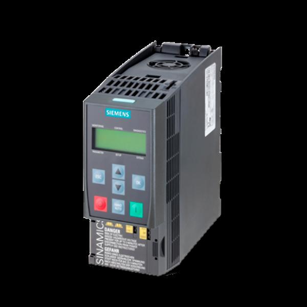 Frekvensomformer fra Siemens