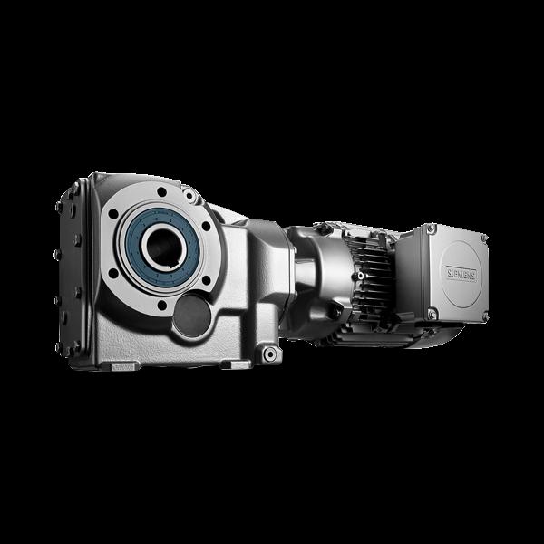 Gearmotor fra Siemens ved Fabrika